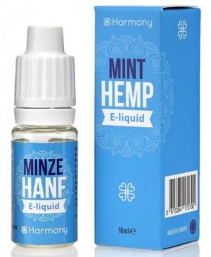 Harmony CBD-Liquid Mint Hemp 10ml
