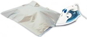 Iron Bag mit Bügeleisenverschluss