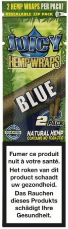 Juicy Hemp Blue 2x