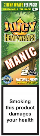 Juicy Hemp Maniac 2x