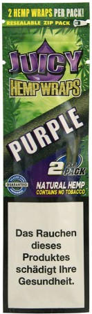 Juicy Hemp Purple 2x