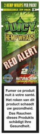 Juicy Hemp Red Alert 2x