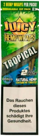 Juicy Hemp Tropical 2x