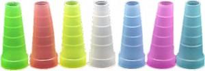 Hygienemundstücke farbig