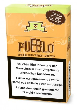 Pueblo Orange Zigaretten