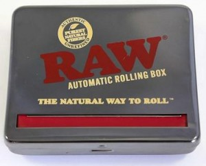 Raw Automatic Rolling Box 70mm