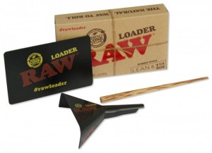 Raw Loader / Cone Filler LEAN & 1 1/4