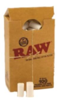 Raw Regular Filters 100 Stk.