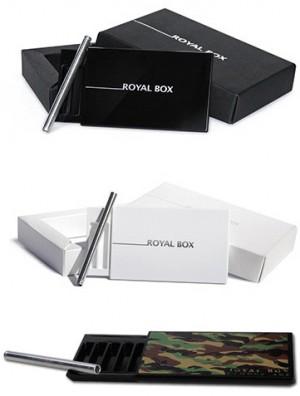 Royal Box Schnupf-Spender