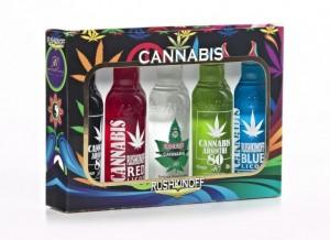 Rushkinoff Cannabis Liköre