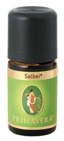 Ätherisches Öl Salbei Bio Demeter 5ml
