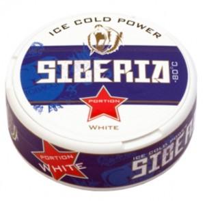 Siberia -80Deg. White Ice Cold Power