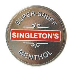 Singleton's Super-Snuff Tin