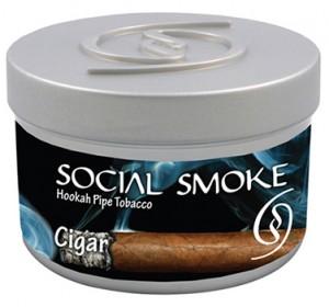Social Smoke Cigar