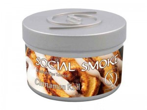 Social Smoke Cinnamon Roll