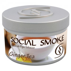 Social Smoke Ginger Tea