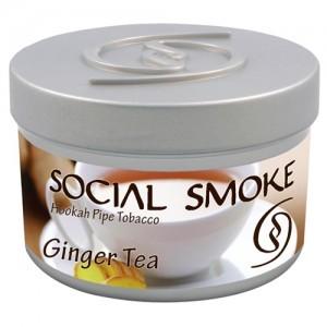 Social Smoke Ginger Tea 250g