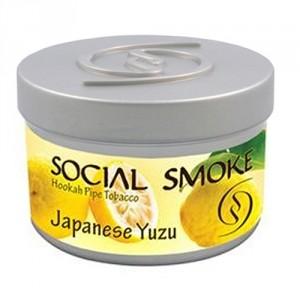 Social Smoke Japanese Yuzu