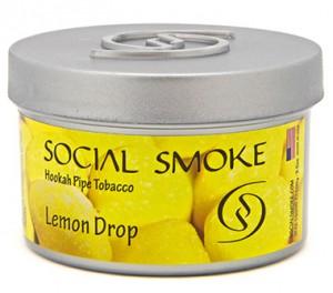 Social Smoke Lemon Drop 250g
