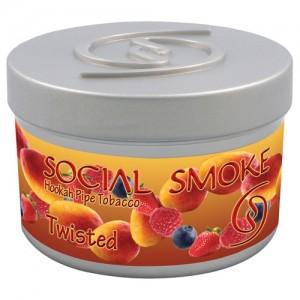Social Smoke Twisted 250g