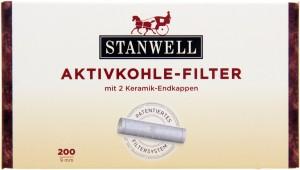 Stanwell Aktivkohle-Filter 200 Stk.