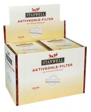 Stanwell Aktivkohle-Filter 40 Stk.