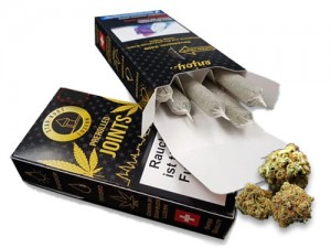 Starbuds Pre-Rolled Joints Blueberry