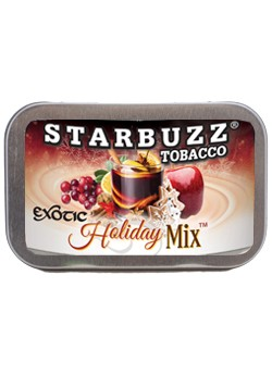 Starbuzz Exotic Holiday Mix 50g