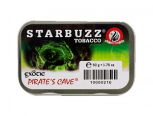 Starbuzz Exotic Pirate's Cave 50g