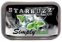 Starbuzz Exotic Simply Mint 50g