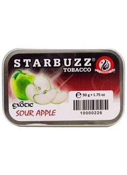 Starbuzz Exotic Sour Apple 50g