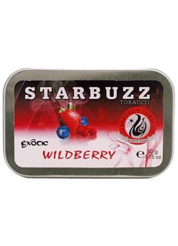 Starbuzz Exotic Wildberry 50g