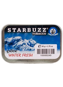 Starbuzz Exotic Winter Fresh 50g