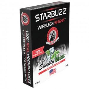 Starbuzz E-Hose Kartuschen Simply Mint
