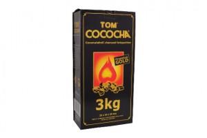 Shishakohle Tom Cococha GOLD 3kg