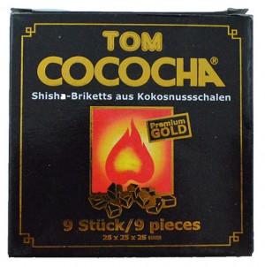 Shishakohle Tom Cococha Gold Mini