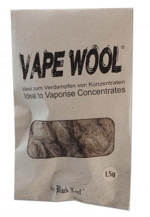 Vape Wool Hanffasern-Tropfenkissen für Vaporizer