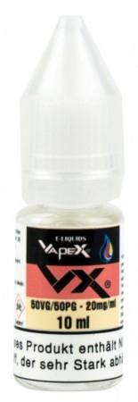 VapeX NikShot 20mg/ml Nikotin Liquid