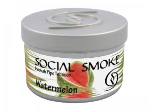 Social Smoke Watermelon 250g