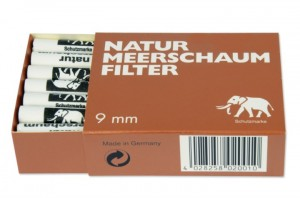White Elephant Meerschaum-Filter 40