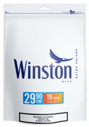 Winston HVT Blue