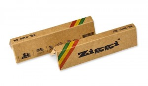 Ziggi Rolling Papers+Tips Classic ITAL-Edition