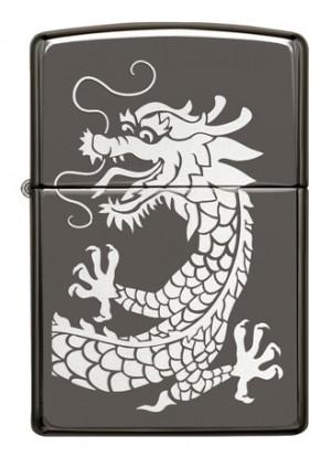 Zippo Dragon Wrap