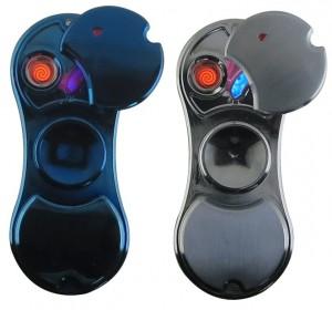 Zorr Fidget-Spinner USB Feuerzeug