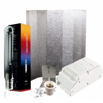 PRO-V-T System 400 W, 50x50cm Reflektor