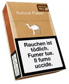 Camel Natural Flavor Filter Box