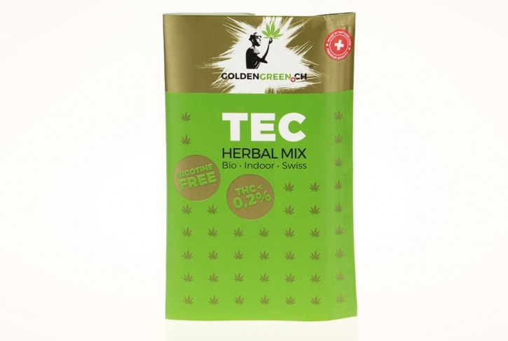 GOLDENGREEN TEC Herbal Mix