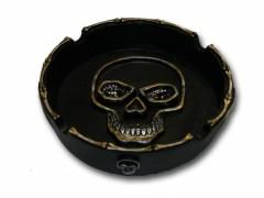 Aschenbecher Skull Glitter