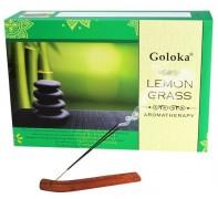 Goloka Lemon Grass Räucherstäbchen