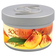 Social Smoke Cali Peach